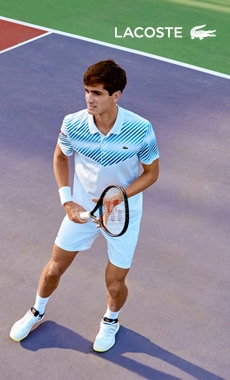 679ca83e04 Men's lacoste tennis clothing | Tennispro